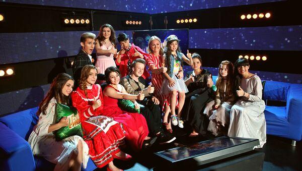 Финал второго сезона вокального шоу Ты супер! - Sputnik Узбекистан