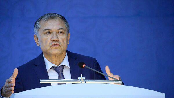 Министр экономики республики Узбекистан Ботир Ходжаев - Sputnik Узбекистан