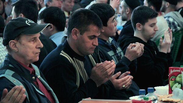 В Москве в рамках проекта Шатер Рамадана прошел вечер Узбекистана  - Sputnik Ўзбекистон