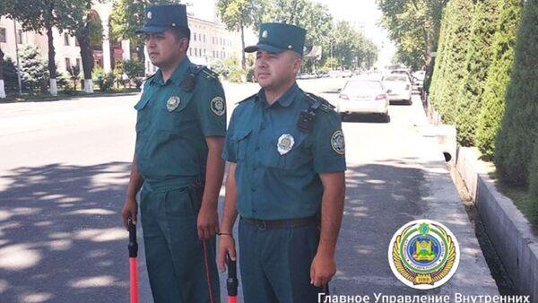 ГУВД города Ташкента приступило к тестированию так называемых «body camer» - Sputnik Ўзбекистон
