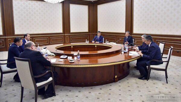 Президент Узбекистана Шавкат Мирзиёев встретился с главой Росатома - Sputnik Ўзбекистон