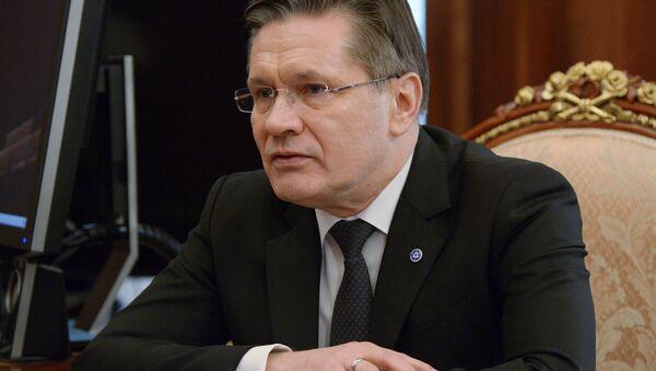 Генеральный директор Государственной корпорации по атомной энергии Росатом Алексей Лихачев. - Sputnik Узбекистан