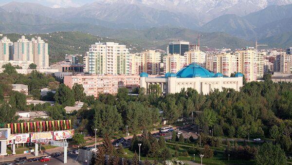 Алматы - Sputnik Узбекистан
