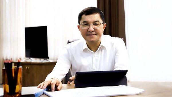 Джамшид Кучкаров - Министр финансов Республики Узбекистан - Sputnik Ўзбекистон