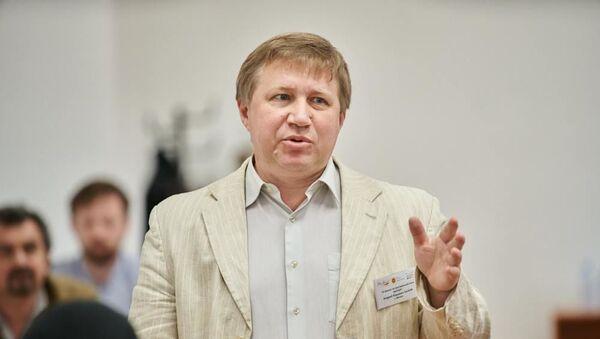 Директор по стратегии и развитию Российско-Сингапурского Делового Совета Андрей Быков - Sputnik Ўзбекистон