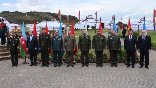 Министры обороны стран СНГ - Sputnik Ўзбекистон