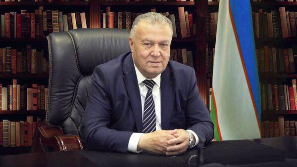 Бахтиёр Сайфуллаев - Sputnik Узбекистан