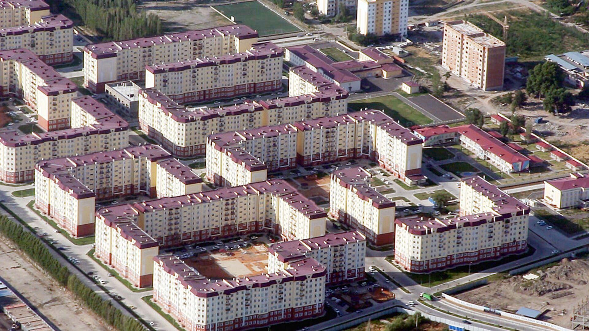 Sergeliyskiy rayon v Tashkente - Sputnik Oʻzbekiston, 1920, 25.07.2021
