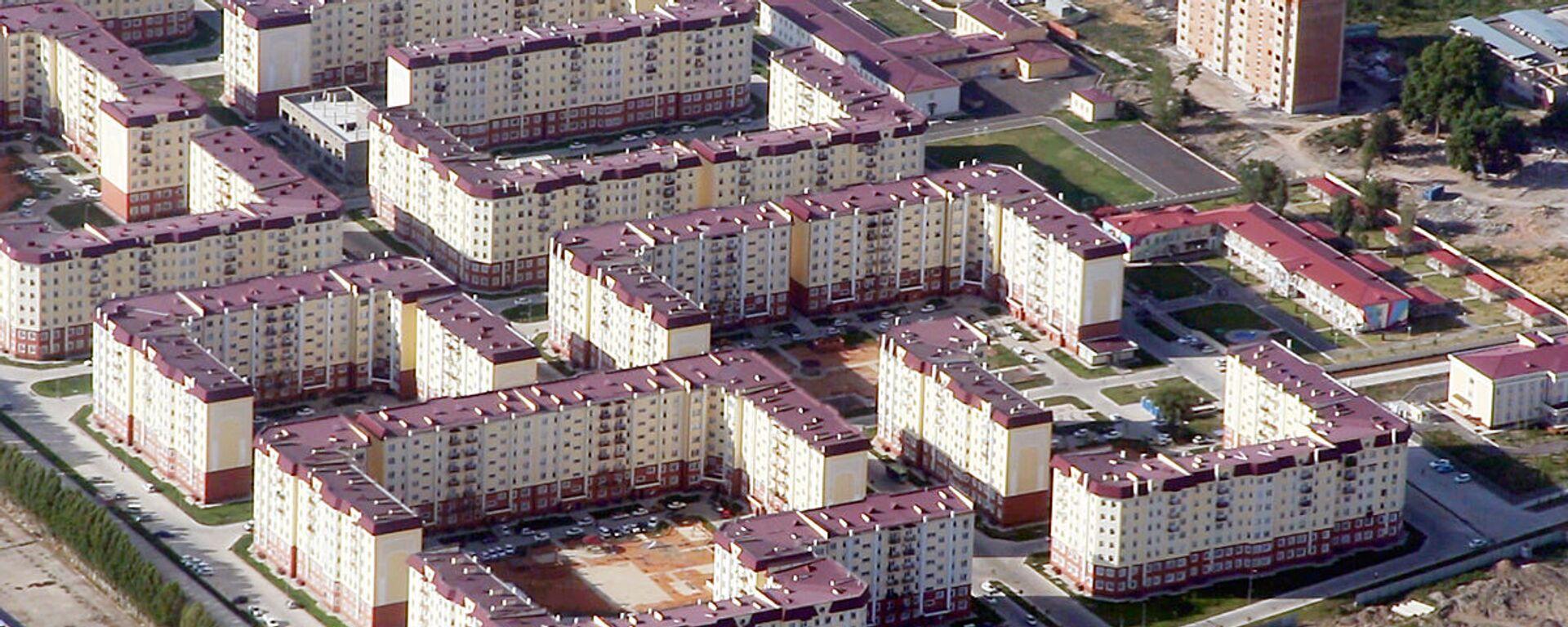 Сергелийский район в Ташкенте - Sputnik Узбекистан, 1920, 25.07.2021