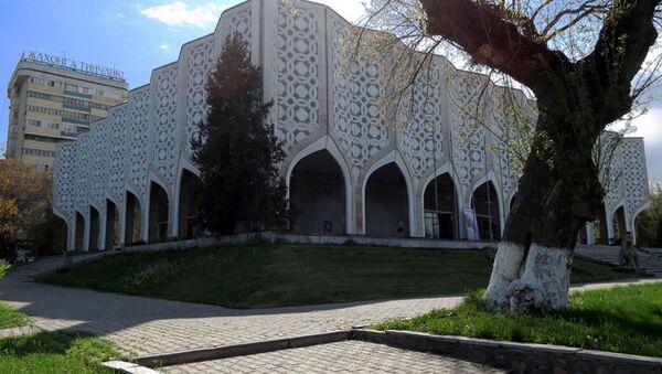 Выставочный зал в Ташкенте - Sputnik Узбекистан