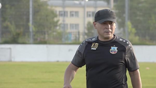 Главный тренер футбольного клуба Бунёдкор Мирджалол Касымов - Sputnik Узбекистан