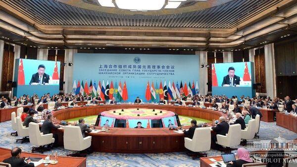 Саммит ШОС проходит в китайском прибрежном городе Циндао - Sputnik Узбекистан