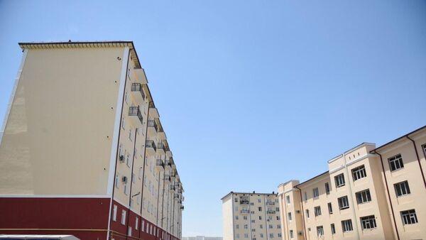 В Ферганской области планируют строительство жилых домов - Sputnik Узбекистан