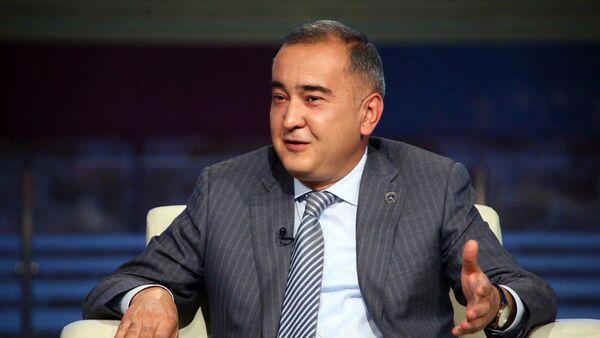 Xokim Tashkenta Artыkxodjayev Djaxongir - Sputnik Oʻzbekiston