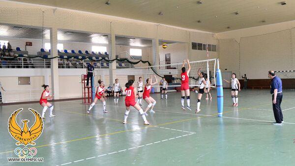 В Кумушкане пройдет чемпионат Узбекистана по волейболу - Sputnik Узбекистан