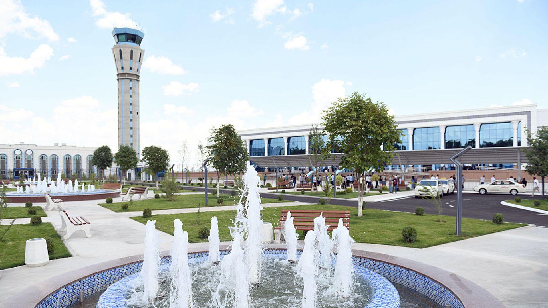Novыy mejdunarodnыy terminal aeroporta Tashkent - Sputnik Oʻzbekiston, 1920, 29.08.2021