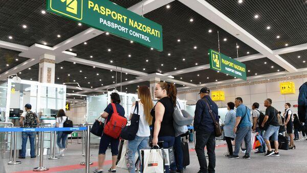 Videoekskursiya po novomu terminalu aeroporta Tashkent - Sputnik Oʻzbekiston