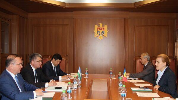 Переговоры Узбекистан - Молдова - Sputnik Ўзбекистон