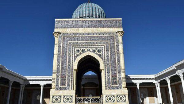 Мавзолей Имам аль-Бухари - Sputnik Узбекистан