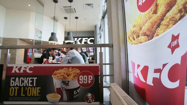 Сеть ресторанов KFC - Sputnik Ўзбекистон