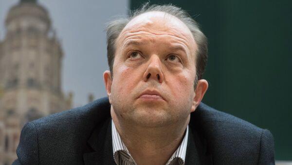 Oleg Buklemishev - Sputnik Oʻzbekiston