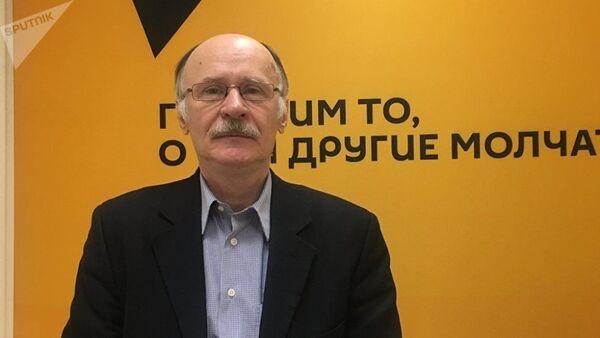 Политолог Юрий Почта - Sputnik Узбекистан