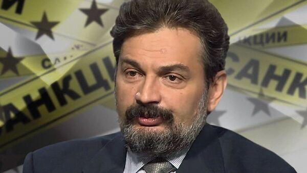 Профессор ВШЭ Александр Шпунт - Sputnik Узбекистан