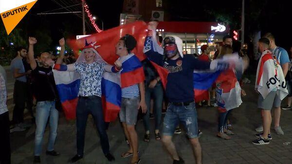 Фанаты - Sputnik Ўзбекистон