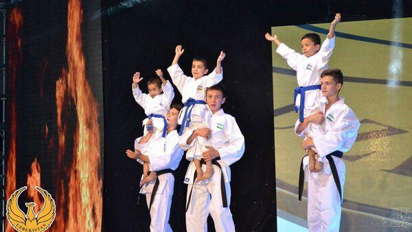 В Ташкенте состоялся крупный фестиваль по жанг санъати и восточным единоборствам - Sputnik Ўзбекистон