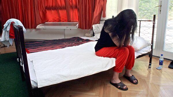 Женщина легкого поведения - Sputnik Ўзбекистон