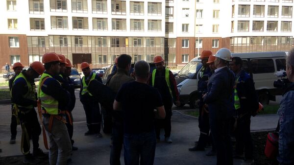 Представители Минтруда РУз побывали в Санкт-Петербурге для ознакомления с жизнью мигрантов - Sputnik Ўзбекистон