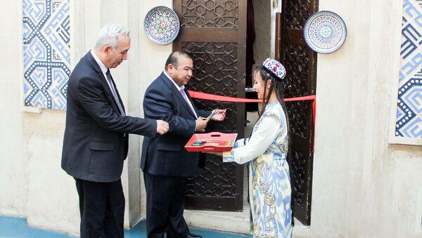 Музей Узбекистана открылся в парке Этномир - Sputnik Узбекистан