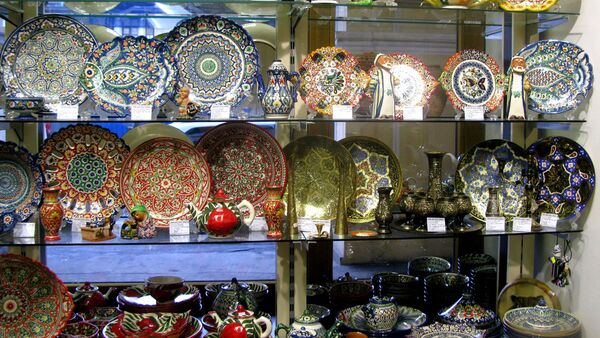 Магазин узбекских товаров в Санкт-Петербурге - Sputnik Узбекистан
