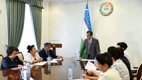 Сенат Олий Мажлиса - Sputnik Узбекистан
