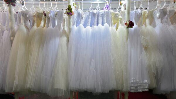 Свадебные платья. - Sputnik Узбекистан
