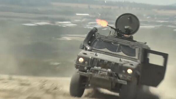 СПУТНИК_Военные учения «Славянское братство-2018» - Sputnik Узбекистан