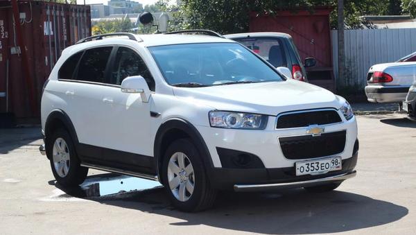 Chevrolet Captiva - Sputnik Ўзбекистон