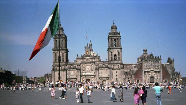 Stolitsa Meksiki Mexiko - Sputnik Oʻzbekiston