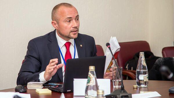 Кандидат политических наук, руководитель аналитической группы Центральная Евразия Владимир Парамонов - Sputnik Узбекистан