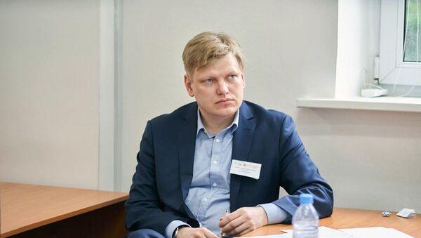 Руководитель сектора Центральной Азии Томского национального университета, кандидат исторических наук Артем Данков - Sputnik Узбекистан
