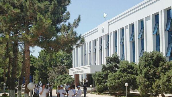 Новое здание Чиланзарского хокимията - Sputnik Ўзбекистон