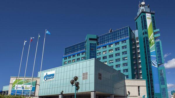 Surgutdagi Gazprom ofisi - Sputnik Oʻzbekiston