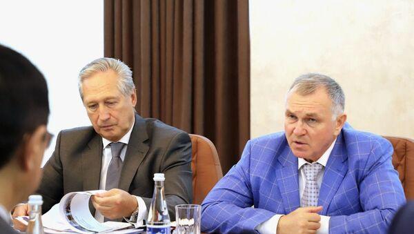 Minfin obsudil s SNG programmu loyalnosti v RF - Sputnik Oʻzbekiston