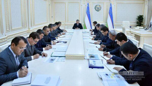 Шавкат Мирзиёев провел совещание, посвященное вопросам создания атомной энергетики в Узбекистане - Sputnik Ўзбекистон
