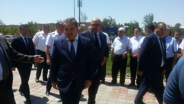 Achilbay Ramatov - Sputnik Oʻzbekiston