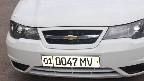 Номер автотраспорта Министерства обороны - Sputnik Узбекистан