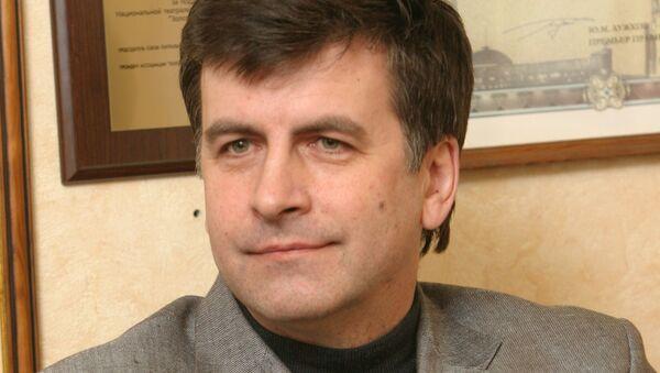 Начальник отдела антидопингового обеспечения Федерального агентства по физической культуре и спорту Николай Дурманов - Sputnik Узбекистан