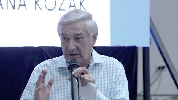 Анвар Юлдашев - Sputnik Узбекистан