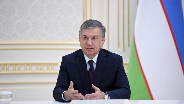 Шавкат Мирзиёев поручил разработать новые стандарты образования - Sputnik Ўзбекистон