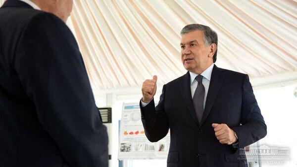 Шавкат Мирзиёев посетил Институт ядерной физики Академии наук Республики Узбекистан - Sputnik Ўзбекистон